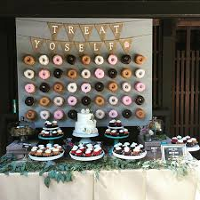 best 25 doughnut wedding cake ideas on pinterest wedding donuts