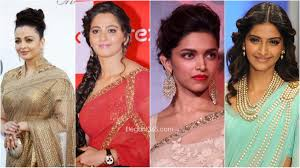 10 hairstyles for indo western elegant 365