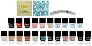 amazon com butter london most wonderful of all color set 27 0 fl