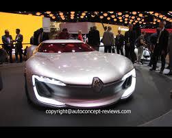 renault trezor price trezor pure electric concept 2016