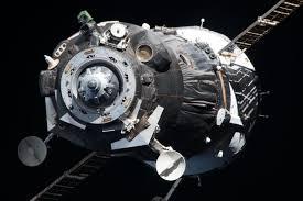 soyuz tma 09m spacecraft undocks from station nasa