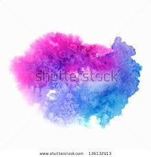 abstract watercolor splash watercolor drop stock vector 136132913