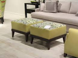 coffee tables simple upholstered coffee table ottoman brown
