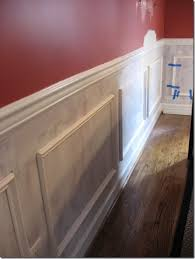 Where To Nail Chair Rail How To Install Picture Frame Molding Southern Hospitality