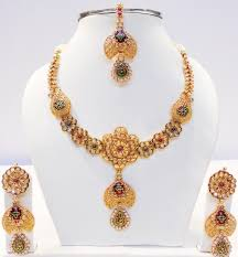 gold set for marriage 34 awesome gold necklace set designs images images jewellery