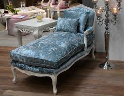 Blue Chaise Lounge Blue Chaise Lounge Sofa Home Design Ideas