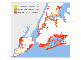Fema Map After Hurricane Sandy Thousands Of Buildings Added To Fema U0027s New