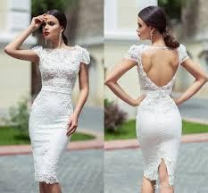 cristallini wedding dresses 2017 unique reception dresses sheath