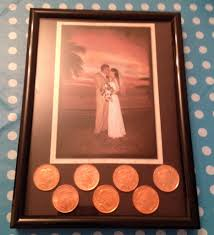 7th wedding anniversary gifts creative 2nd wedding anniversary gift ideas new i made this for