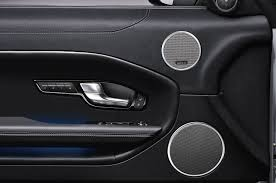 land rover evoque interior 2016 range rover evoque shows off new look diesel engine photo
