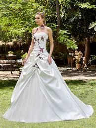 robe de mariée cassis robe de mariée romantique point mariage - Robe De Mari