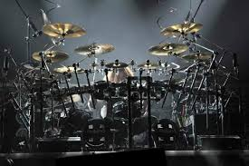 that is a lot of splash cymbals amazing drums pinterest