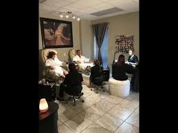 salon serenity spa nail salon youtube