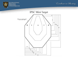 Target Bakers Rack Ipsc Mini Target Ipsc Pinterest Shooting Targets Guns And
