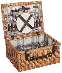 picnic baskets for two picnic time bristol willow picnic basket with deluxe