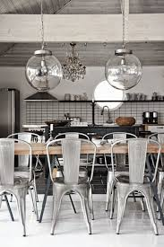 industrial kitchen table furniture marais a chair to ikona stylu industrialnego plan your home