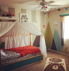 t u0027s new tent bed ikea kura hack t u0027s bedroom pinterest