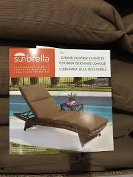 Sunbrella Chaise Cushions Clearance Living Room Incredible Cushions Chaise Lounge Clearance Sunbrella