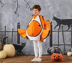 Nemo Halloween Costume 2t Toddler Clown Fish Costume Pottery Barn Kids