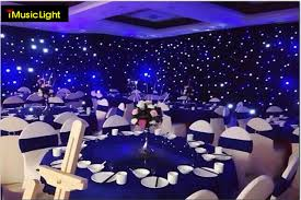 wedding backdrop led 2mx3m blue white led stage drape cloth curtain backdrop