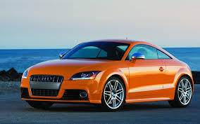 audi orange color audi tt coupe orange color wallpaper 1440x900 resolution tt rs