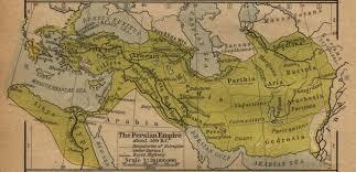 Map Of Persian Gulf Footprints Of Prehistoric Industry Around Persian Gulf