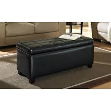Leather Ottoman Coffee Table Rectangle Coffee Table Glamorous Leather Ottoman Coffee Table Design Ideas