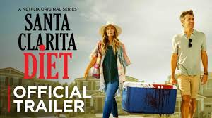 santa clarita diet official trailer hd netflix youtube