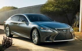 lexus sedan is 2018 lexus ls 500 release date price specs interior for lexus