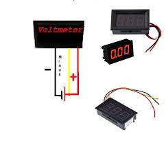 usefulldata com digital dc voltmeter 0 100v from china