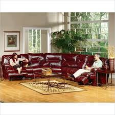 Leather Sectional Sofa With Power Recliner Ricardo Leather Sectional Sofa Centerfieldbar Com