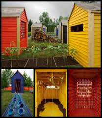 if you like the shed idea why not have two or three or more