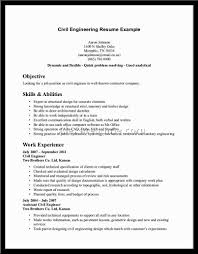 Structural Design Engineer Resume 100 Civil Engineering Sample Resume Resume Summary For