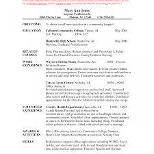 exle of nursing resume resume nursing resumes objectives practitioner student