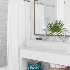 vintage trough sink faucets design ideas