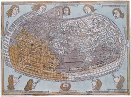 Princeton Map Envisioning The World Henry And Holly Wendt Donate Historic World