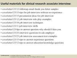 Clinical Research Associate Resume Sample by Sample Research Resume Resume Cv Cover Letter Sample Research