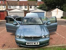 2005 jaguar x type 2 0 d se 4dr manual 2 0l the car traders uk
