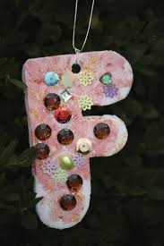styrofoam initial ornaments for toddlers happy hooligans