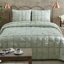 modern quilt coverlet bedding sets allmodern