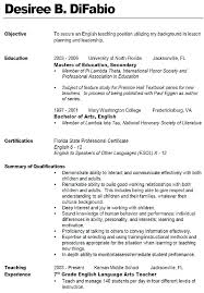 elementary resume template education resume template high school experienced