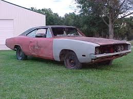 Good Barn 1968 Dodge Charger Mopar Not R T Hemi Good Barn Find U0026 Project