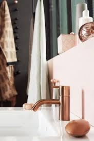 gold bathroom ideas luxury bathrooms rose gold is design trend