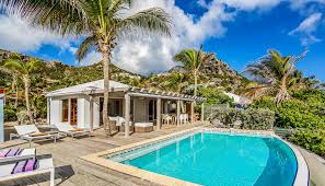 St Barts Map Villa K Luxury Retreats