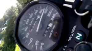 cb 500 220 km h top speed hd youtube
