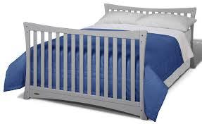 Convertible Crib Safety Rail by Graco Tatum 3 In 1 Convertible Crib U0026 Reviews Wayfair