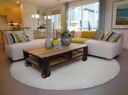creative carpet design for beautiful family room decorating ideas
