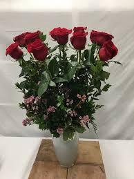 dozen roses premium stem dozen roses choose your color in west roxbury
