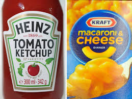 kraft and heinz merge to form world u0027s fifth largest food company