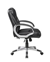 Comfortable Office Chairs Amazon Com Boss Office Products B8602 High Back No Tools Required